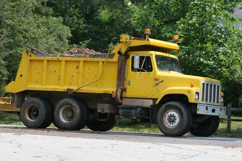 Dump Truck 2 royalty free stock photos
