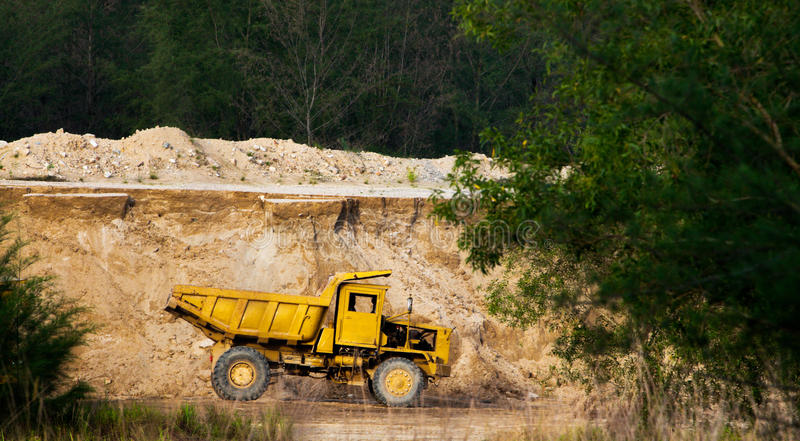 Download Dump Truck stock photo. Image of work, vehicle, earth - 20773528