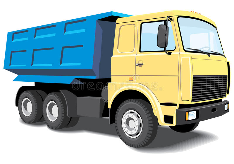 Download Dump Truck Royalty Free Stock Photos - Image: 22388448