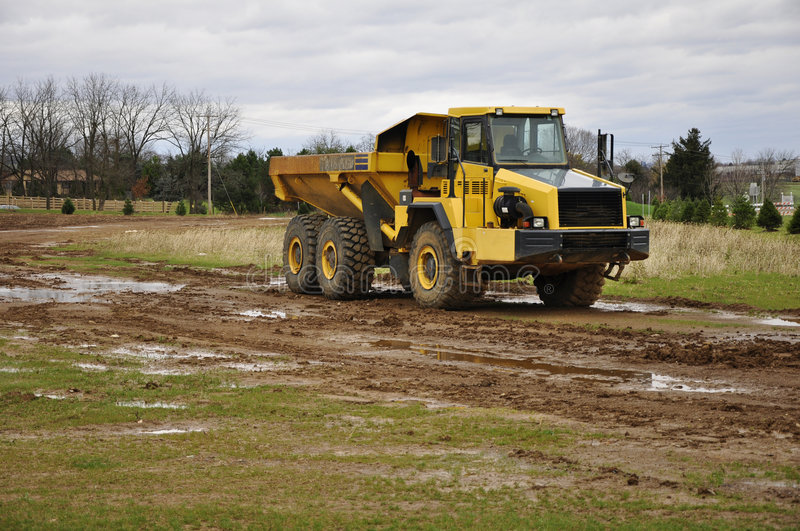 Download Dump truck stock photo. Image of dirty, dump, labor, industrial - 7109928
