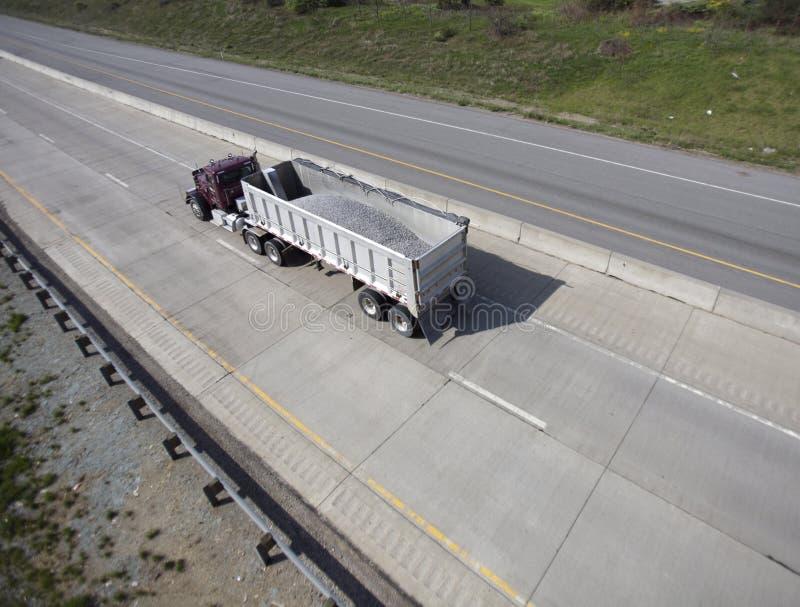 Dump Truck stock photography