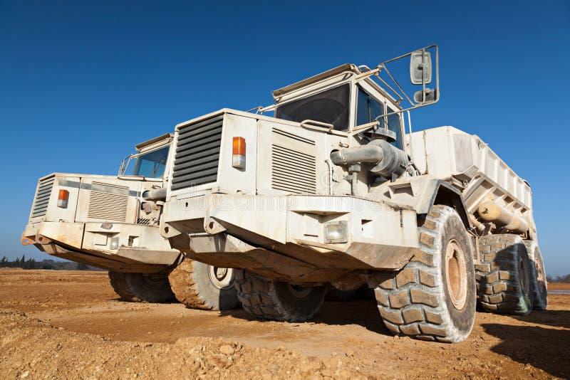 Download Dump Trucks stock photo. Image of truck, tyre, activity - 18489276