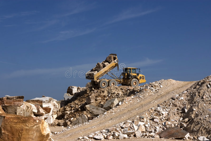 Dumper photos stock