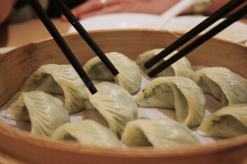 Dumpling royalty free stock photos