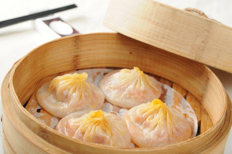 Dumplings stock photography