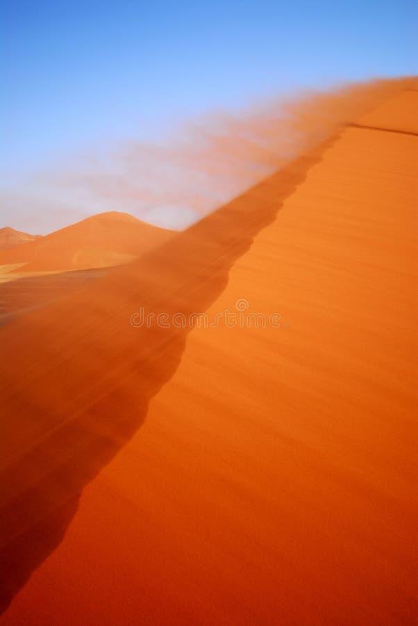 Duna 4 di Namib fotografia stock