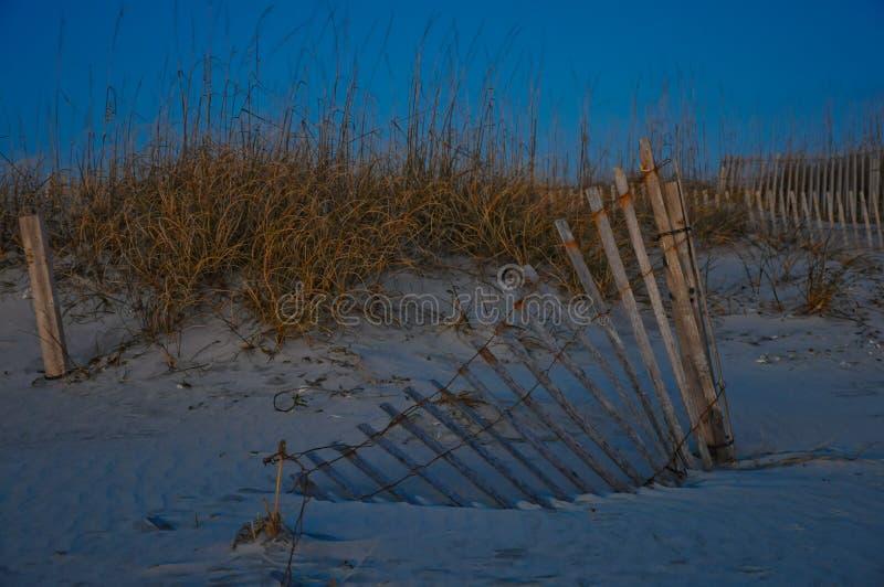Duna de arena foto de archivo libre de regalías