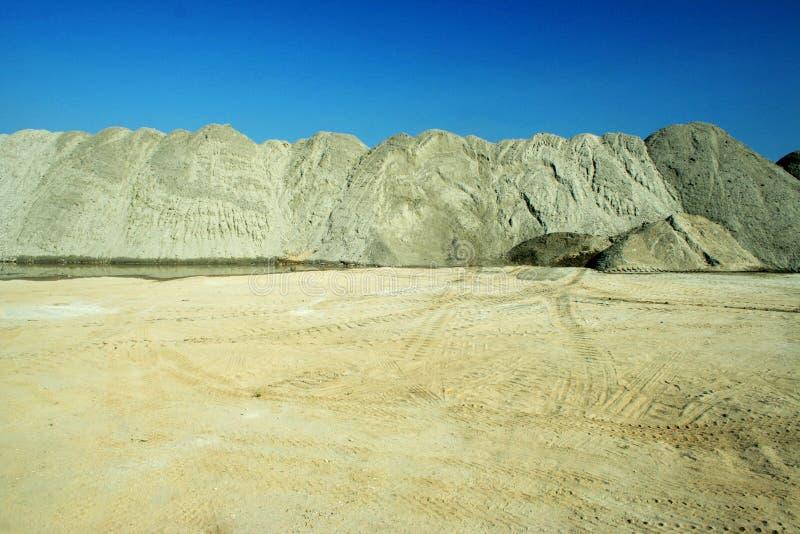 Duna de arena foto de archivo