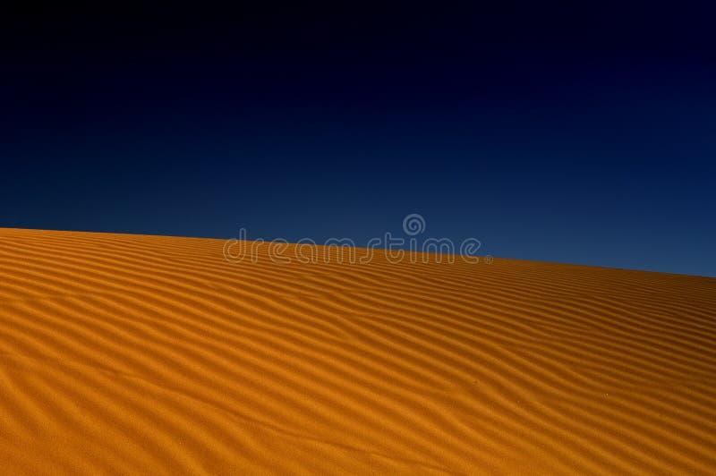 Dunas de arena de Oceana 4 fotografía de archivo libre de regalías