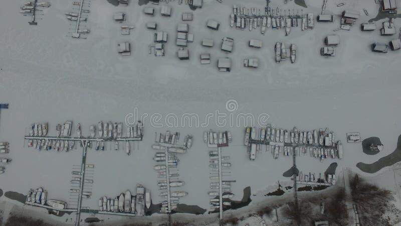 Dunavac lód 3 zdjęcia stock