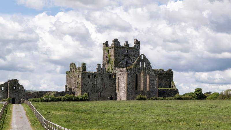 dunbrody abbey arkivfoto
