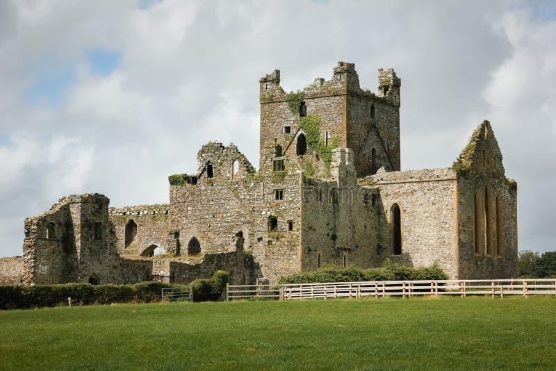dunbrody abbey ståndsmässiga Wexford ireland arkivbild