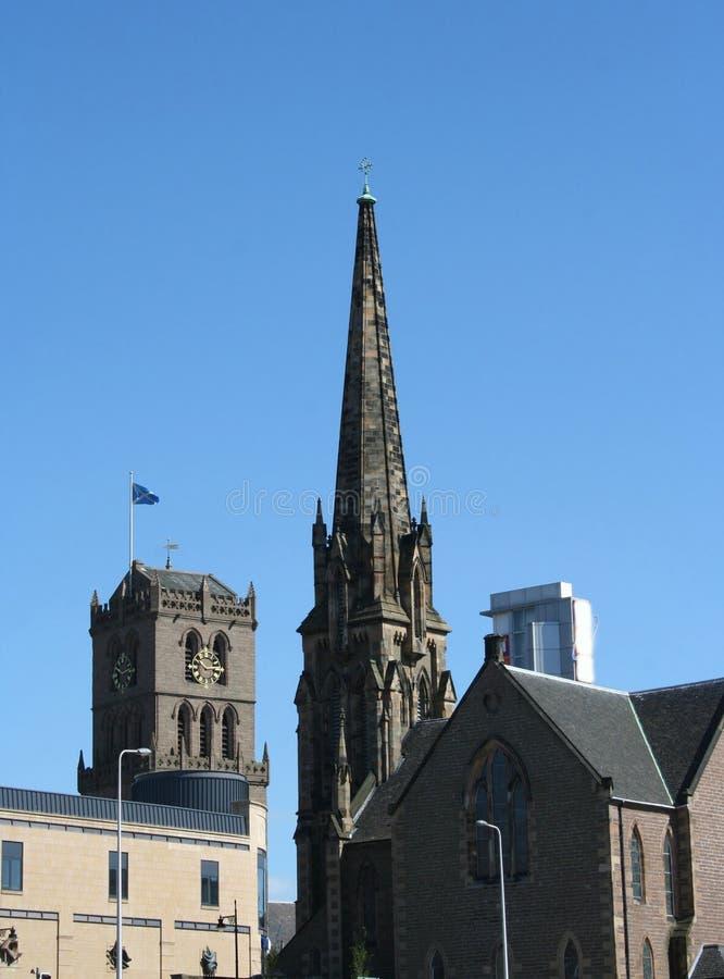 Dundee kościoła zdjęcie stock