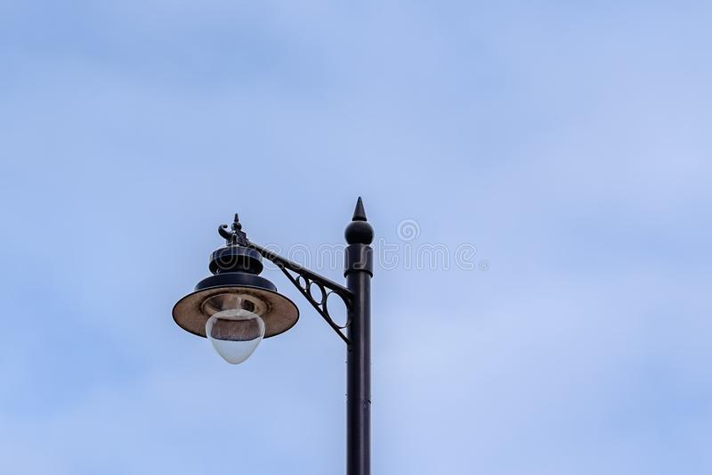 Dundonald latarnia Szkocja zdjęcia royalty free