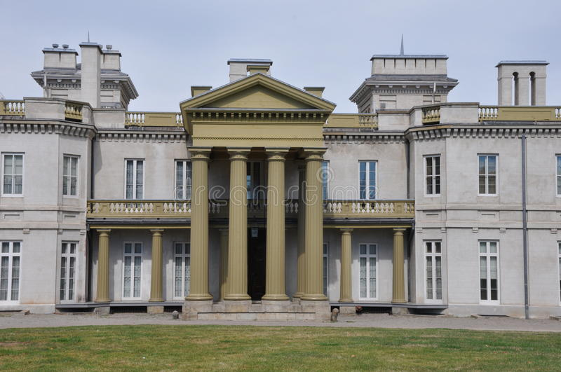 Dundurn Castle in Hamilton, Canada royalty free stock images