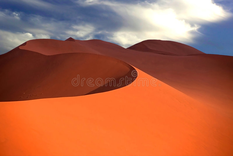 Dune royalty free stock image