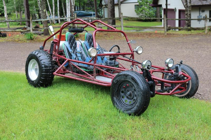 Dune Buggy stock image. Image of harness, frame, seats - 111501129