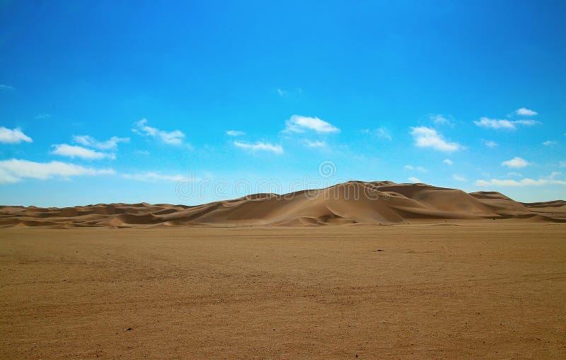 Dune dans le d?sert de namib Afrique photo libre de droits