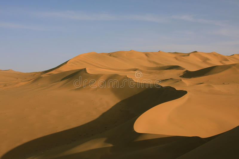 Dune de sable photo libre de droits