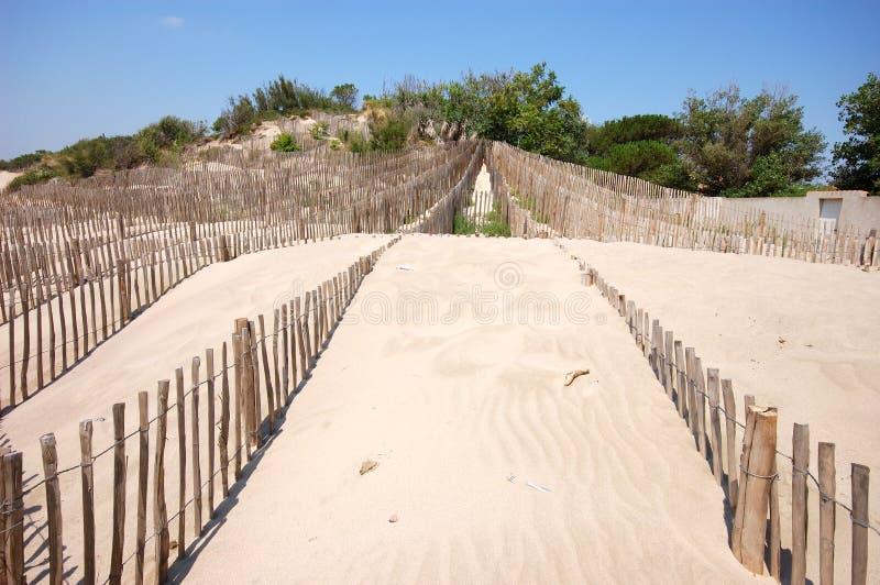 Dune de sable images stock