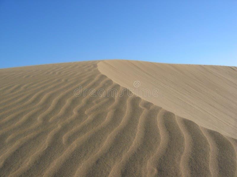 Dune de sable images libres de droits