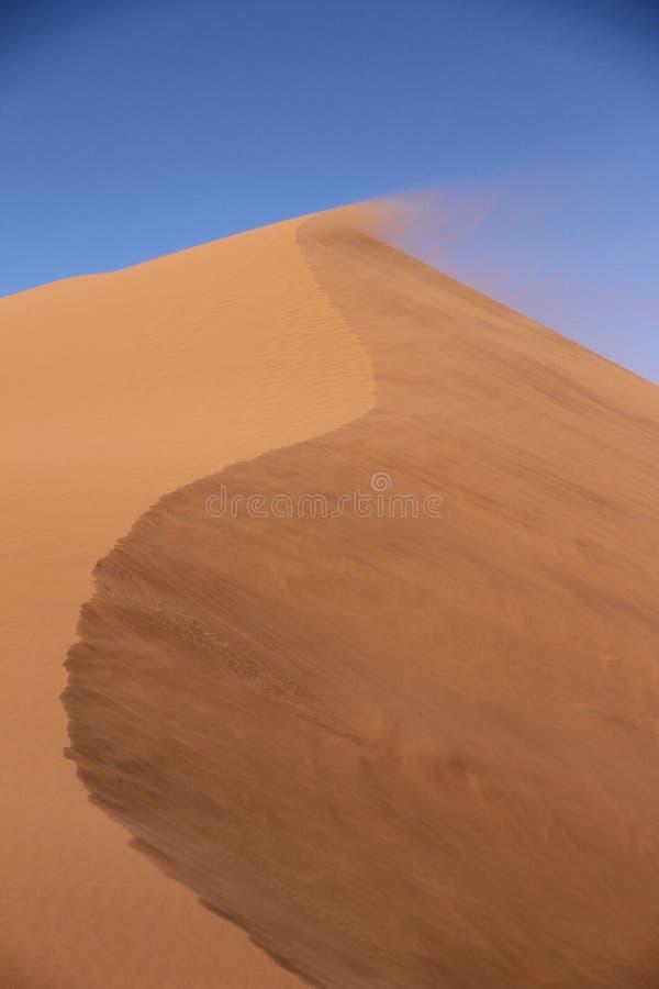 Dune de sable de Sossusvlei photo stock