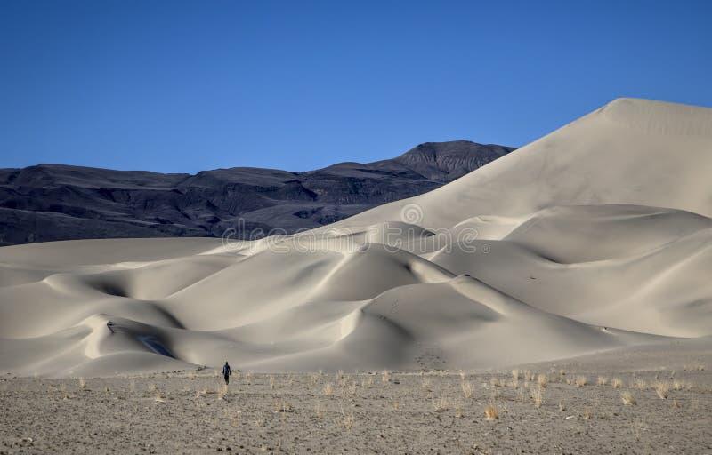 Dune di Eureka fotografie stock