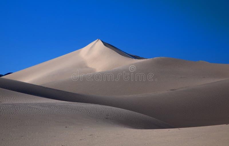 Dune di Eureka fotografia stock libera da diritti