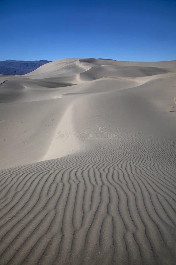 Dune di Eureka immagine stock libera da diritti