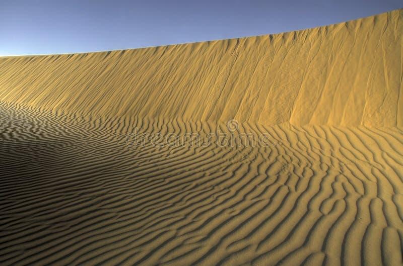 Dune di Eureka immagini stock libere da diritti