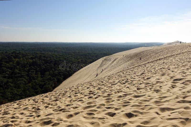 Dune du Pilat foto de archivo