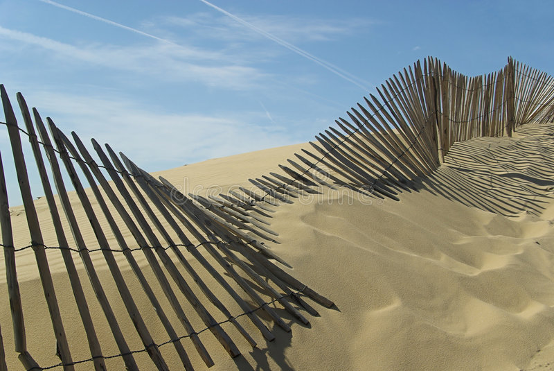 dune du Pyla 07 免版税库存照片