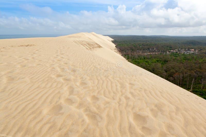 Dune du Pyla fotos de archivo