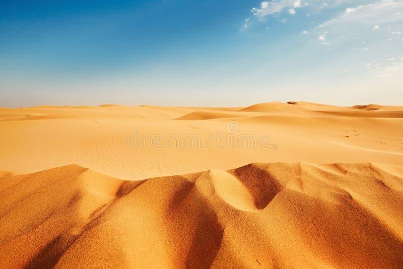 Dune du sable image libre de droits