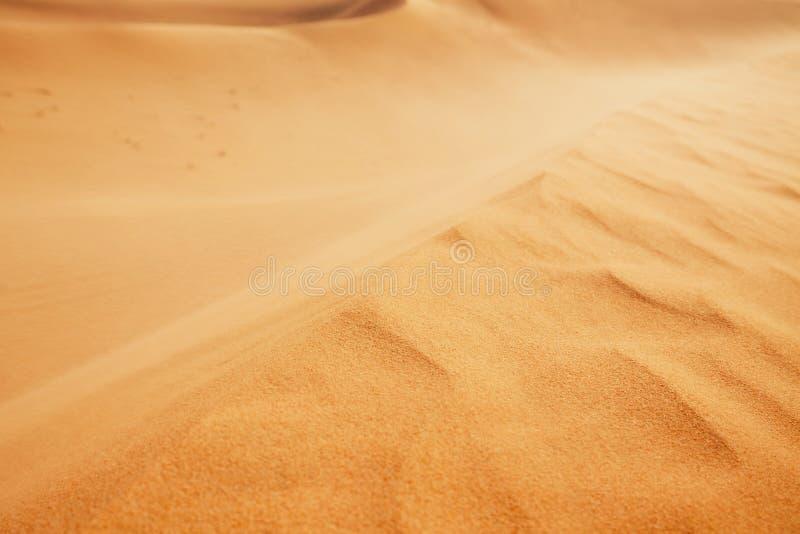 Dune du sable image stock