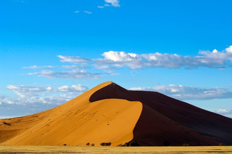 Dune 45 In Namibia Dune In Namib Desert Namibia Stock