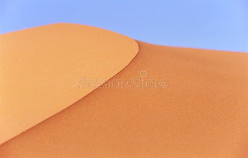 Dunes de désert images libres de droits
