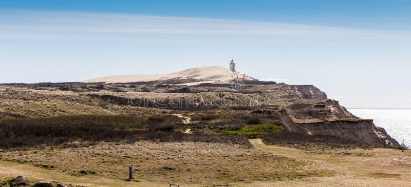Dunes de phare images stock