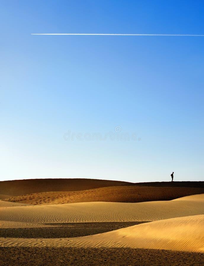 Dunes de Sandy photos libres de droits