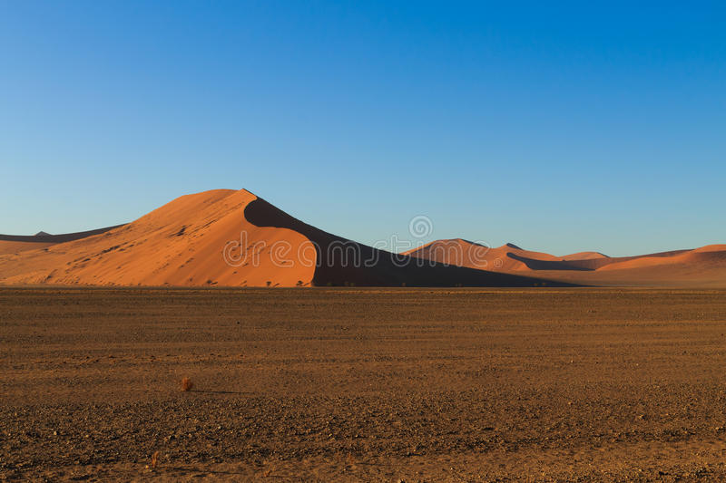 Dunes de Sossusvlei photographie stock