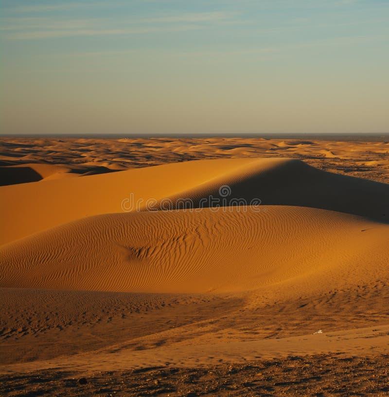 Dunes impériales de San images libres de droits