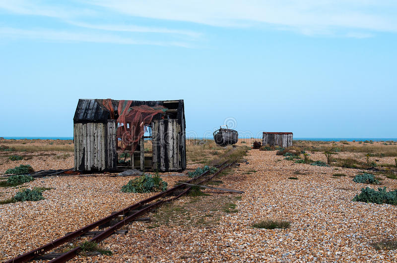 Download Dungeness Beach stock image. Image of beach, european - 43120721