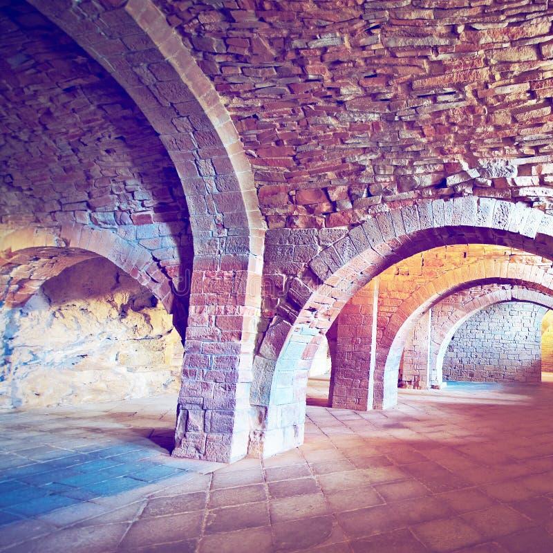 dungeon stockbild