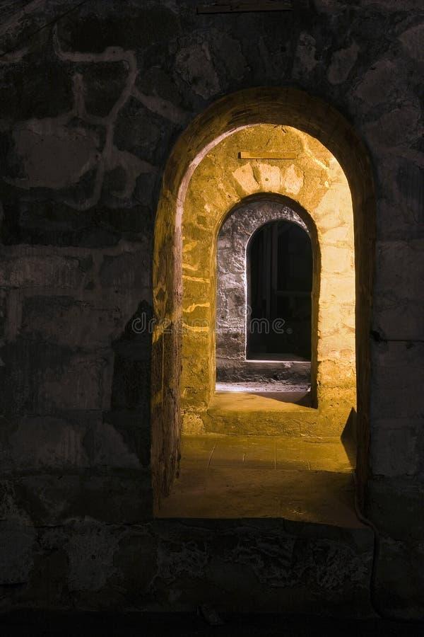 Dungeon espagnol photo stock