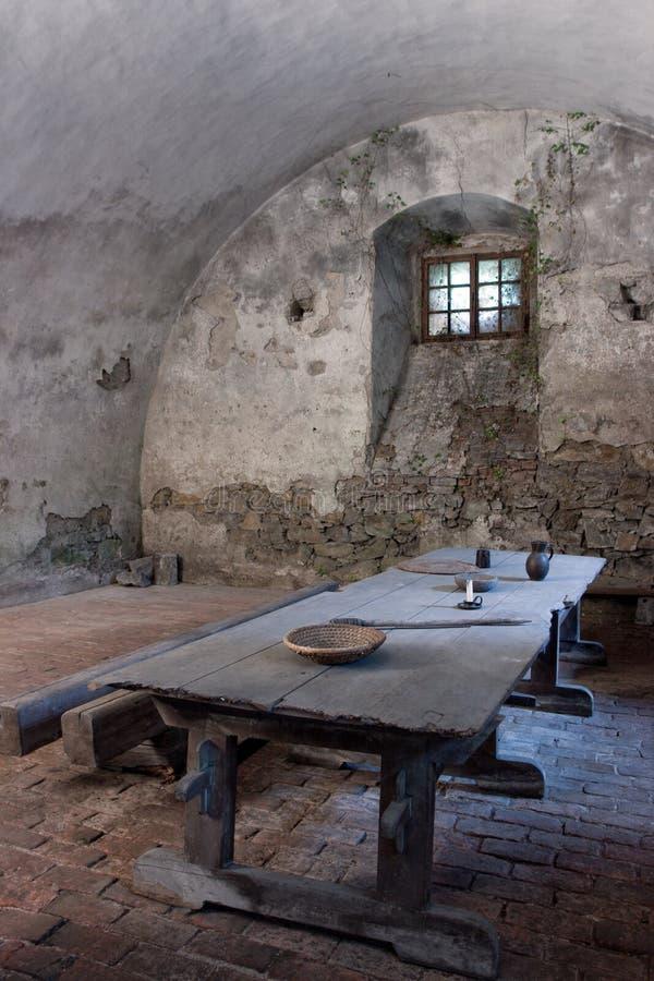 Dungeon gothique photographie stock libre de droits