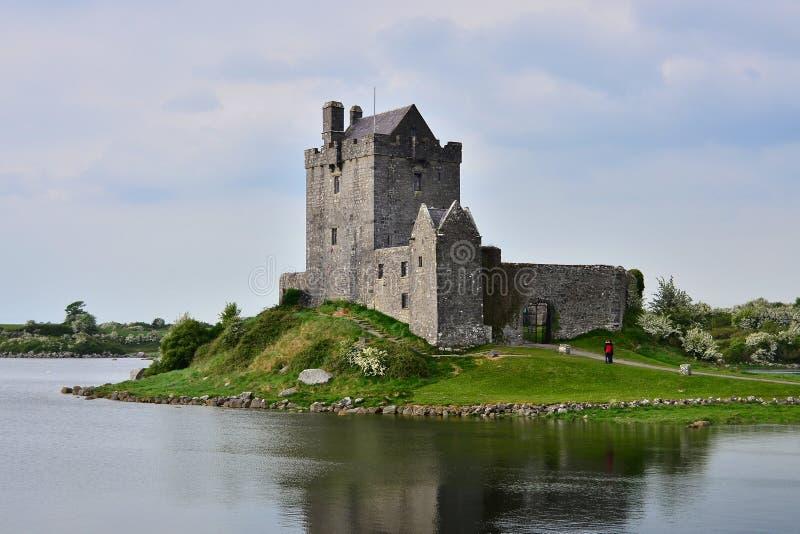 Download Dunguaire Castle stock image. Image of ireland, irish - 19715809