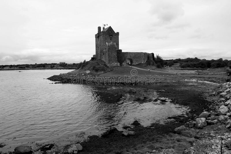 Dunguaire Castle royalty free stock images