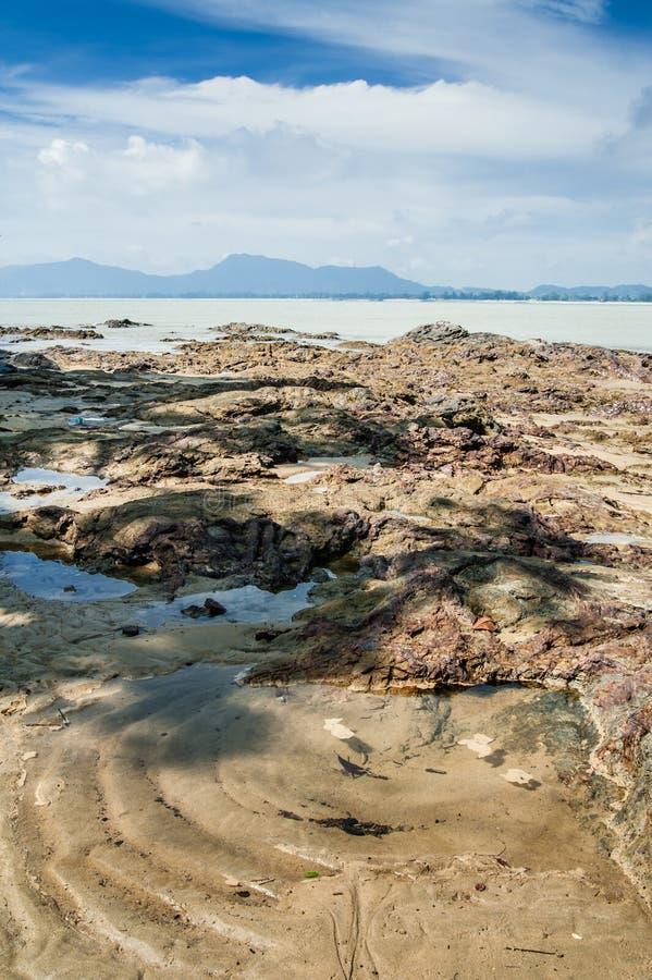 Download Dungun strand fotografering för bildbyråer. Bild av lopp - 27286461