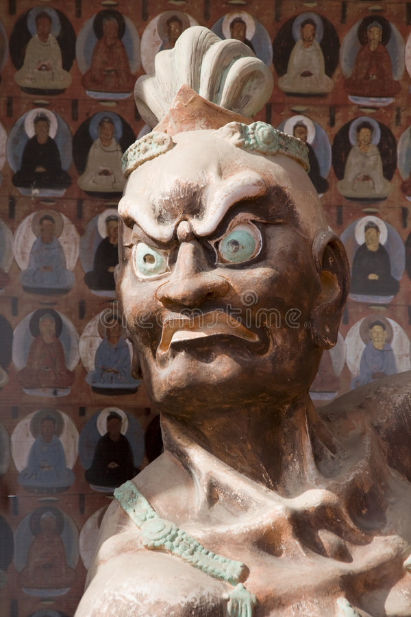Download Dunhuang Carving Royalty Free Stock Photography - Image: 4495177