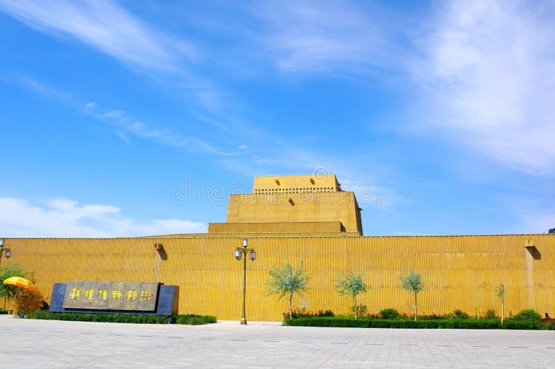 Dunhuang museum royalty free stock photos